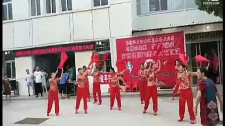 4舞蹈-侏儒山社区-武汉妇女之家服务大比拼