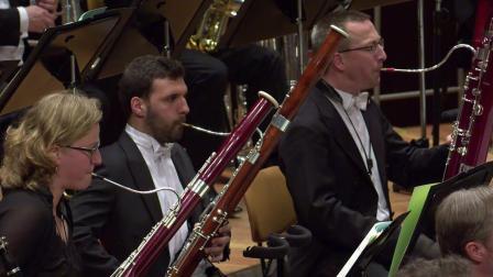 马格努斯·林德伯格-《敏捷》为乐队而作 柏林爱乐乐团基金会委约作品(首演)