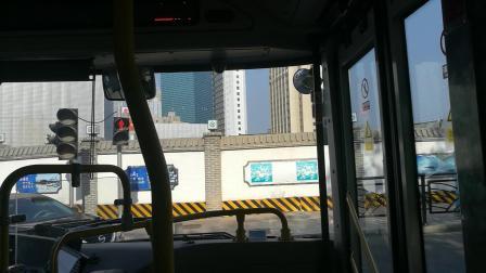 青岛公交305 汶上路西镇-蘭山路火车站