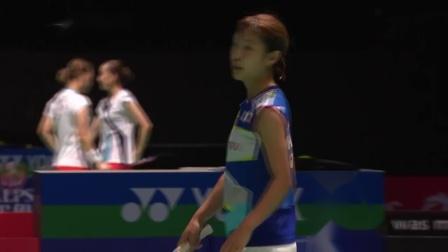 2019羽毛球世锦赛 奥原希望VS成池铉集锦