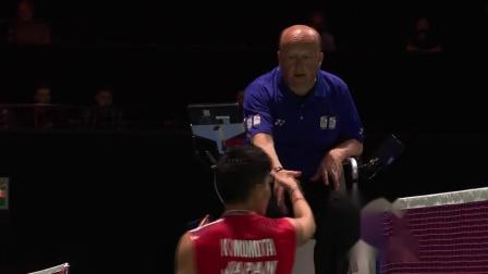 2019羽毛球世锦赛 桃田贤斗VS普兰诺伊集锦