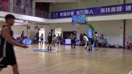 东莞光明中学 vs 聖若瑟書院 | 第二节 | 8月20日2019年 粤港澳大湾区青年篮球文化节