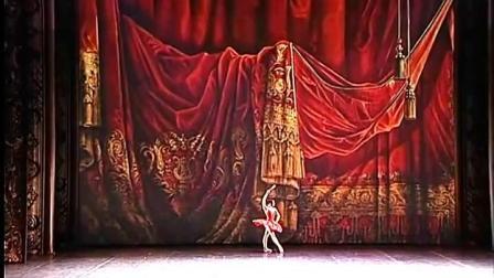 芭蕾舞《唐吉诃德变奏》Виктория Терешкина - вариация из балета Дон Кихот