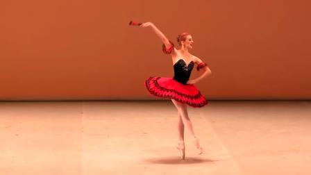 第13届莫斯科芭蕾舞比赛金奖-EVELINA GODUNOVA 2017