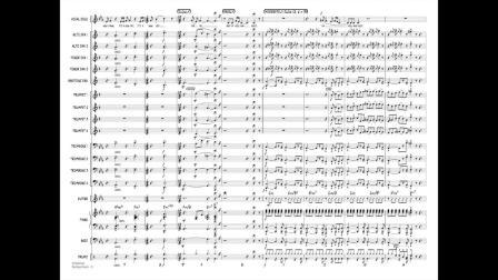 【爵士練習】大樂隊:HLJn.g4 - Feeling Good (Nina Simone/arr. Roger Holmes)