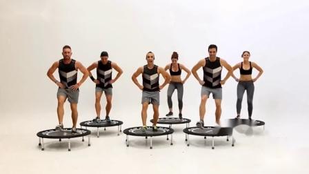 【OG健身】蹦床 运动健身训练 有氧健身团课