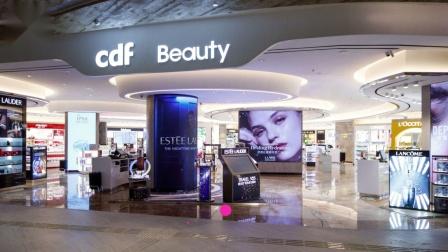 45家国际顶尖彩妆及护肤品牌进驻香港东荟城名店仓