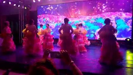 舞蹈《祝福祖国》