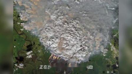 巴西领导人曾对全球变暖现象存疑,亚马逊雨林大火可能与人为有关