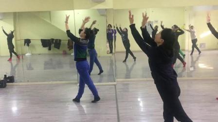 形体舞《我的祖国》臻舞蹈教室