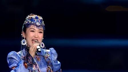 [达斡尔族]民歌《忠实的心儿想念你》演唱:敖丽芳