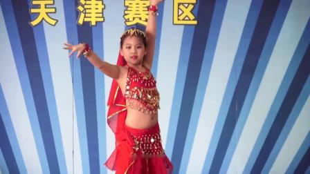 2016年《我是中国好少年》天津赛区海选孟佳璇舞蹈