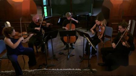 沃夫岡•阿瑪迪斯•莫札特 : G小調為雙小提琴、雙中提琴與大提琴所作的第四號五重奏Kv.516