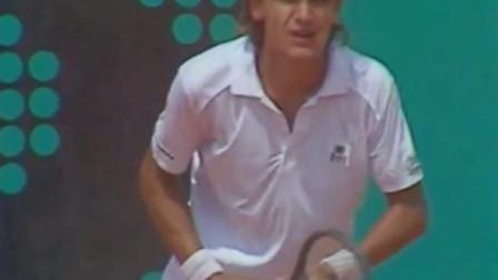 【自制HL】维兰德VS伦德尔 1982年法网男单第四轮