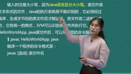 自考 课程代码 04747Java语言程序设计(一)28讲 全套视频