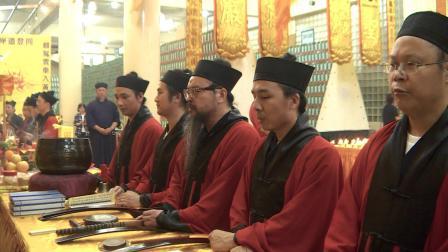 新加坡三清宫己亥年超度大法会——礼斗