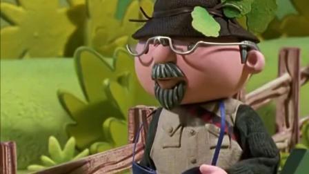 巴布工程师 第三季 巴布在为小鸟建造一座房子,大家都很好奇