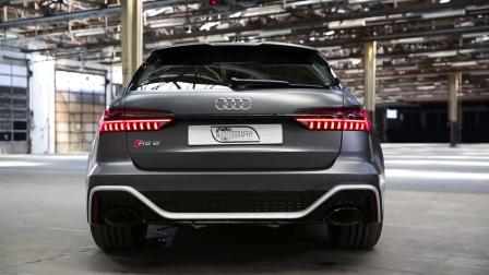 REVEAL! 2020 AUDI RS6 AVANT - MOST ANTICIPATED CAR OF THE YEAR! - 600HP-800NM V8
