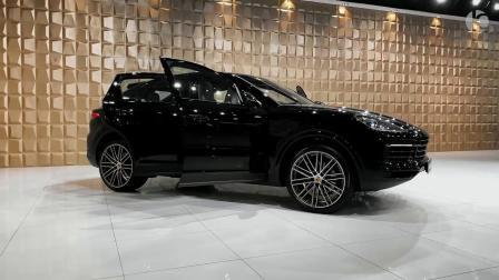 Porsche Cayenne Coupe (2020) - Interior and Exterior Details