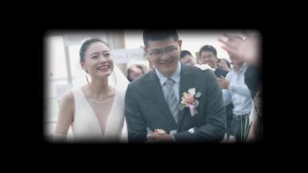 华彩华邑户外婚礼