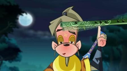 虹猫蓝兔七侠 外传 这个英雄救美的画面太美好啦,可当事人并不这么想