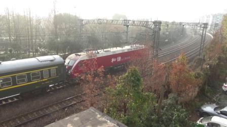20180101 云雀苑 通勤车8503次 HXD1D0485