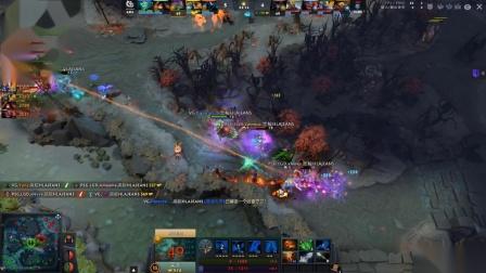 OB解说淘汰赛LGD vs VG BO1