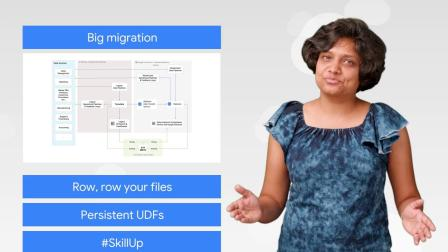 BigQuery migration, streaming files, & more! (This