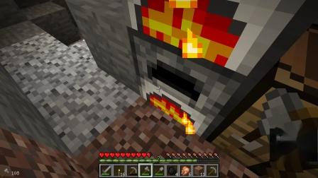 《Minecraft暮色森林1.12.2生存EP.1》制作传送门
