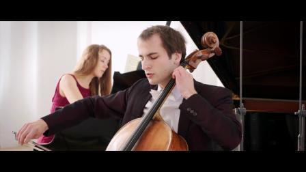 約翰尼斯•布拉姆斯 : E小調為大提琴與鋼琴所作的第一號奏鳴曲Op.38