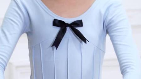 舞蹈服儿童女芭蕾舞裙练功服儿童舞蹈服装幼儿园练功服女童舞蹈服