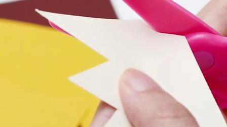 美乐儿童摺纸书正方形diy彩色手工纸材料大全千纸鹤幼儿园材料包小学生星星双面立体做手工星座剪纸摺纸套装