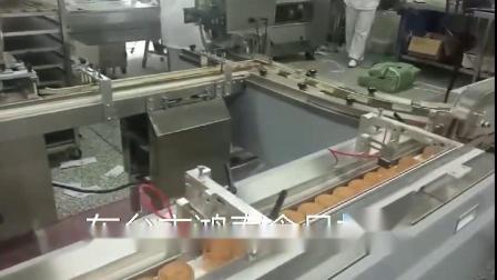 鸿泰食品机械厂生产自动包装生产线设备机月饼理料线