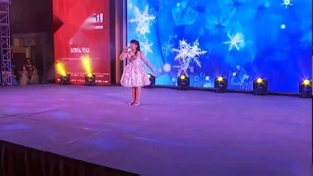 花之冠童星•黄玉蓝•《温暖的梦乡》•2019完美童声国际少儿音乐大赛全国总决赛