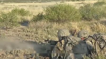 大规模战争打响!美军被困战场,川普表示:求放过!