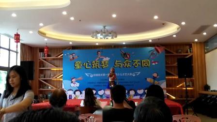 桂水荷花节歌唱初赛
