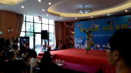 桂水荷花节舞蹈初赛