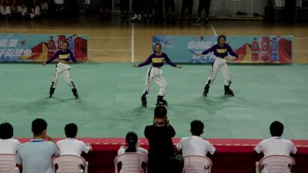 2019全国自由式轮滑系列赛(乐清站)轮舞A组冠军