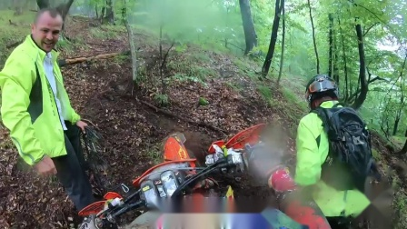 Ride Hard Enduro With Jonny Walker At Red Bull Romaniacs - WESS 2019