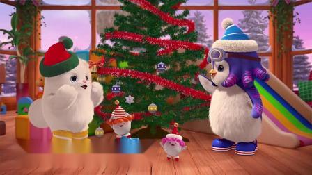 我在巴塔木儿歌圣诞集汇总截了一段小视频