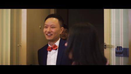 2019.8.24周恒生先生 巫文文小姐  接亲回放