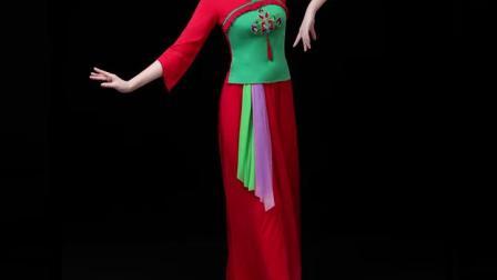 君晓天云古典舞蹈服套装女成人2019新款中老年舞蹈服装广场舞秧歌服演出服