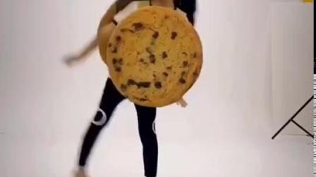 君晓天云儿童cosplay创意表演服食物水果衣服甜甜圈巧克力草莓雪糕冰淇淋