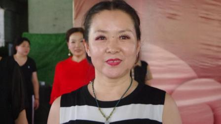 家和万事兴相册 河南电视台夕阳情春晚海选 上街旗袍协会表演
