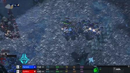 8月26日中国星际战队联赛第1轮(2)P1 vs PSI-1 2019