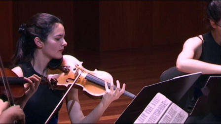 巴爾托克•貝拉•維克托•亞諾什 : A小調第二號弦樂四重奏Sz.67 (Op.17)