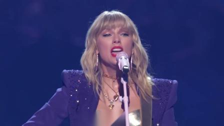 【猴姆独家】震撼至极!霉霉#Taylor Swift#做客2019年VMA开场表演新单You Need To Calm Down和Lover