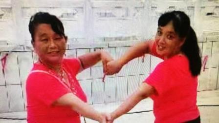 夏津森林公园千人舞 和后赵庄追梦舞队员相册 8.27_201908270839