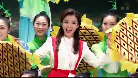 2017央视元宵 沙溢朱迅小品《过河》