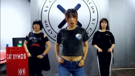 惠州市惠城区小野猫舞蹈培训机构基础班教学